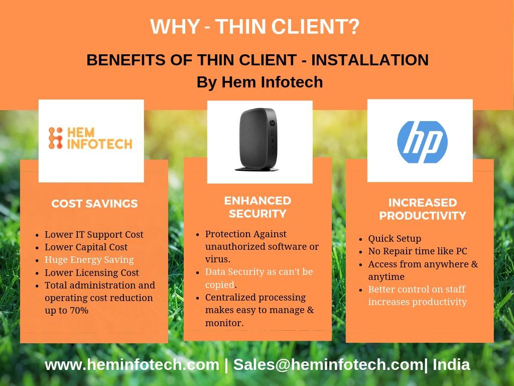 Thin Client - Heminfotech